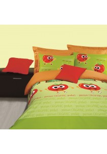 Novelle Ato Comforter Set (Tommy The Tomato- Queen)