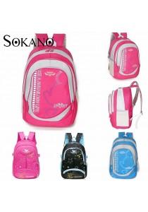 SOKANO Kindergarten or Primary School Kid Backpack- Design M