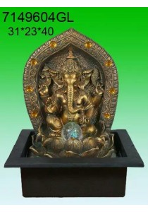 Ganesha Feng Shui Water Fountain  LX7149604