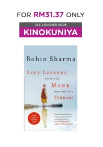 Life Lessons from the Monk Who Sold His Ferrari -- Paperback ( by Sharma, Robin ) [9780007549603]