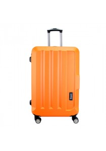 Fashion Gorgeous Solid Hard Case ABS Luggage Bag Set  24""