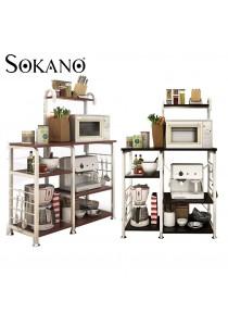 SOKANO D434 Multipurpose Oven and kitchen Rack