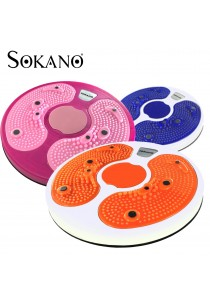SOKANO Magnetic Therapy Waist Exercise Twister