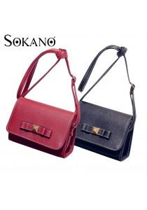 SoKaNo Trendz SKN609 PU Leather Sling Handbag