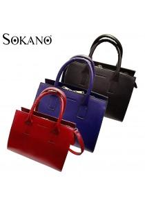 Sokano Trendz PU Leather SKN320 Handbag