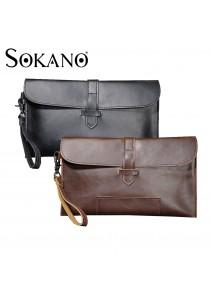 SoKaNo Trendz M008 Cowboy Design Men Handy Pouch
