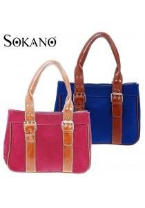 Sokano Trendz 001B Korean Lady Canvas Bag