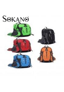SoKaNo Trendz LF 1197 Nylon Sport and Travel Backpack