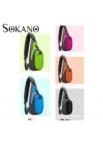 Sokano Unisex Cross Body Bag