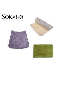 Sokano Anti Slip Premium Velvet Carpet (120cm x 80cm)