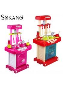 Sokano Kitchen Playset