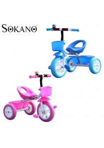Sokano T003 Cutie Kid Tricycle