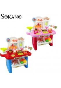 Sokano Mini Market Pretend Playset