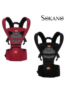 Sokano 4-in-1 Multifunctional Baby Carrier