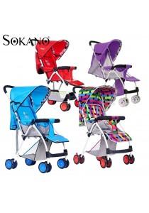 Sokano Premium K5 Baby Stroller