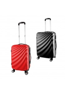 Travel Star A-03 Streamer Diagonal Stripe Luggage 20 + 24 Inches Set