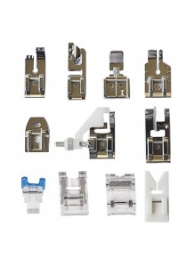 11 pcs For Domestic 505 Sewing Machine Presser Foot Set Kit