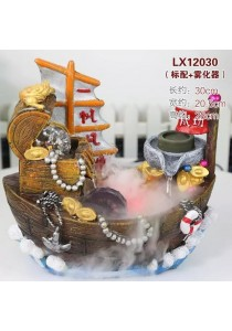 Feng Shui Water Fountain 12030 Home Decoration Gift