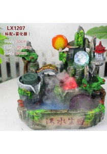Feng Shui Water Fountain LX1207