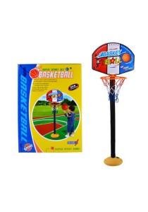 Height Adjustable Super Inflatable Basketball Toys Sport Set