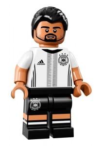 LEGO GERMAN DFB MINIFIGURE-11 Sami Khedira