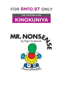 Mr. Nonsense (Mr. Men Classic Library) -- Paperback ( by Hargreaves, Roger ) [9781405274647]