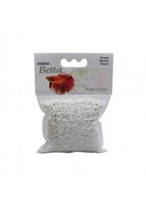 Marina Betta White Epoxy Gravel - 240 g (8.5 oz)