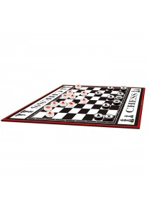 CT Toys 2-in-1 Giant Chess (or Family Play Mat) 180cm x 160cm