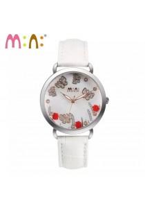 Korea Mini Watch MN2051 White