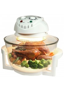 12L Halogen Convection Oven + Extension Ring
