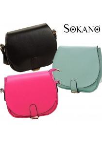 SoKaNo Trendz PU Leather SKN615 Crossbody Bag