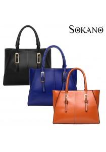 SoKaNo Trendz European Style Premium PU Leather Bag