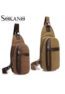Sokano Trendz DXY Canvas Bag