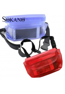 Sokano Waterproof Travel and Outdoor Waist Pouch