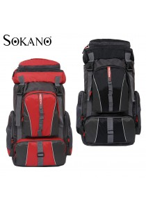 Sokano XB2008 70L Outdoor and Travel Backpack