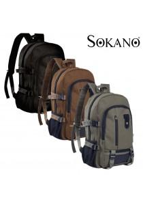 Sokano Korean Style Lightweight Travel and Laptop Backpack