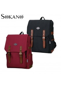 Sokano Trendz 061 Premium English Backpack