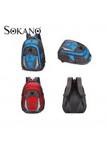 Sokano Trendz SKN579 Outdoor and Travel Backpack