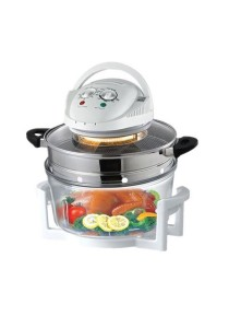 Halogen Oven with Air Fryer Extension Ring