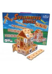 Spell Master Bricks Educational Learning Toy