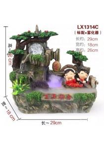Feng Shui Water Fountain LX1314C