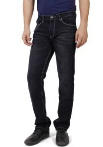 KM Men Black Jade Jeans - Black