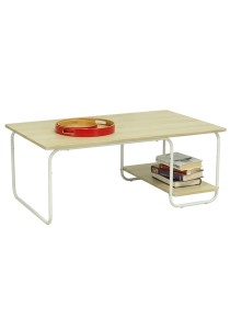 nesthouz.com Fyeman Coffee Table in Natural/White Colour