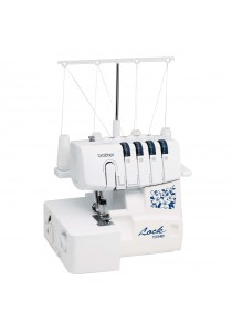 Brother 1334D 3 or 4 Thread Overlocker with Differential Feed Sewing Machine