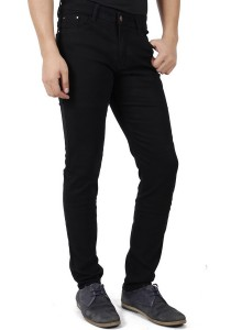 KM Men Casual Pants - Black