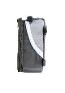 Bicycle Top Tube Smartphone Frame Bag (Blue) M