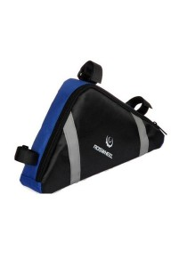 Roswheel Bicycle Cycling Frame Thriathlon Bag Accessories (Blue)