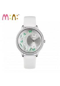 Korea Mini Watch MN2043 White