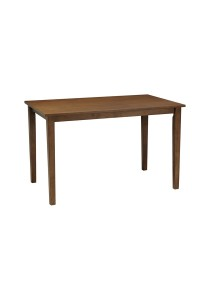 nesthouz.com Paco 120cm Dining Table in Cocoa Colour