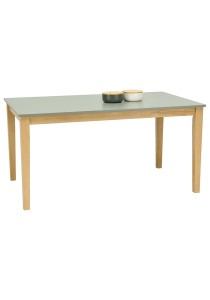 nesthouz.com Paco 150cm Dining Table in Natural/Grey Colour